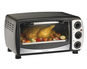 Convection 6 Slice Toaster/Oven Broiler (31207)