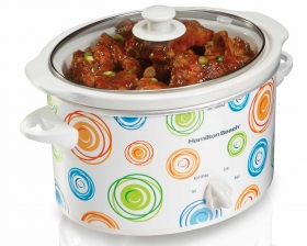 3 Quart Slow Cooker (33138)