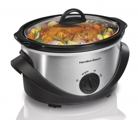 4 Quart Slow Cooker (33141)
