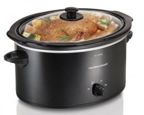 5 Quart Slow Cooker (33154)