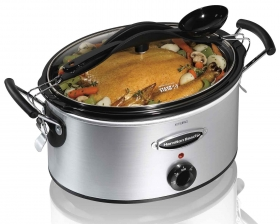 Stay or Go® 6 Quart Slow Cooker (33162RZ)