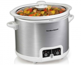 5 1/2 Quart Programmable Slow Cooker (33252)