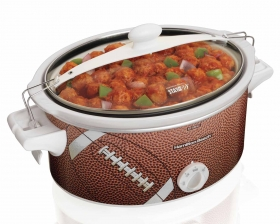 Stay or Go® 6 Quart Football Slow Cooker (33266)