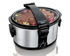 Stay or Go® 7 Quart Portable Slow Cooker (33472)