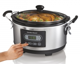 Programmable Slow Cookers.