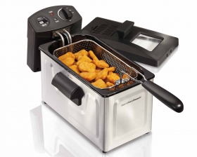 12 Cup Oil Capacity Deep Fryer (35033)