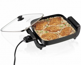 Nonstick Electric Skillet (38525)