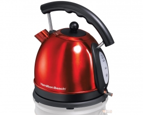 10 cup Candy Apple Electric Kettle (40894)