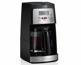 Voice Activated 12 Cup Coffeemaker (44601)