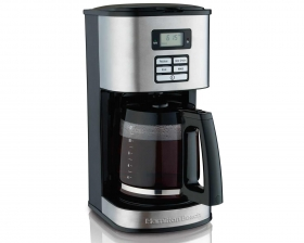 12 Cup Programmable Coffee Maker (49618)