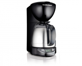 Programmable Thermal 10 Cup Coffee Maker (49854)