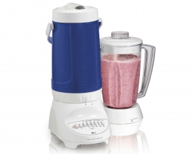 Thermal Cooler Plus 10 Speed Blender (Blue)