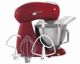 Eclectrics® All-Metal Stand Mixers.
