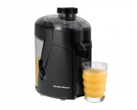 HealthSmart® Juice Extractor -Black (67801)