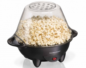 Popcorn Poppers.