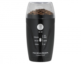 Custom Grind™ 15 Cup Coffee Grinder - black (80344Z)