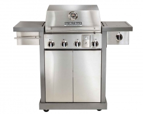 GrillStation™ 5 Burner Gas Grill (84244R)