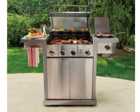 Outdoor Gas Grills.