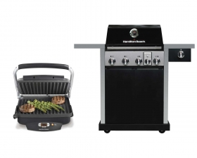George Foreman GIPOD200 IPOD and MP3 Ready Indoor/Outdoor