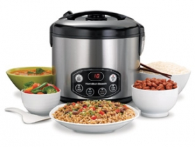 Rice Cookers & Food Steamers.