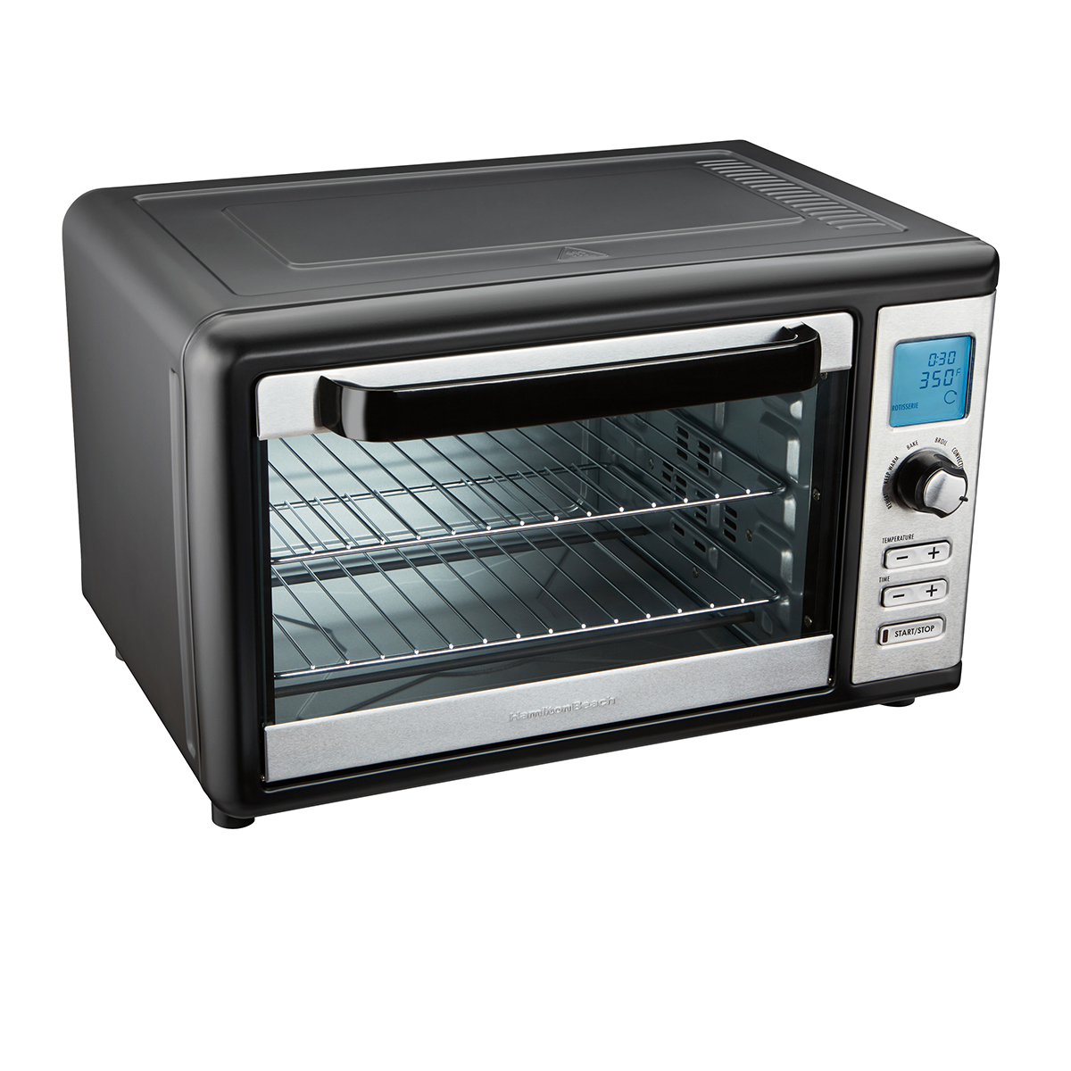 Digital Countertop Oven with Convection and Rotisserie (31154)