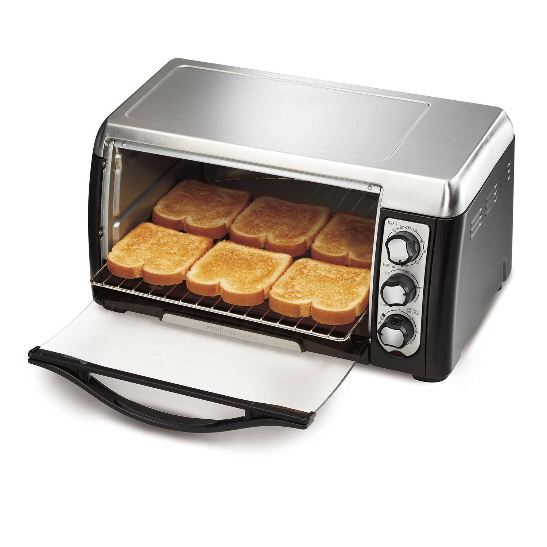 Hamilton Beach Hamilton Beach® 6 Slice Capacity Toaster ...