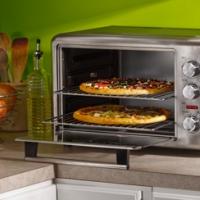 Hamilton Beach: Countertop Oven with Convection & Rotisserie (31103)