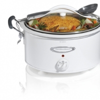 ... Product Archive Stay or Go® 6 Quart Slow Cooker - White (33163