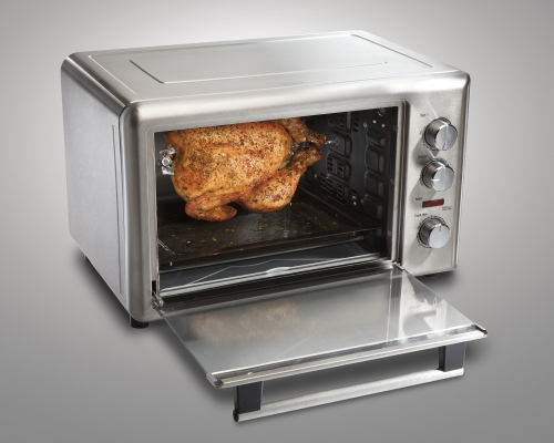 Hamilton Beach: Countertop Oven with Convection & Rotisserie (31103)