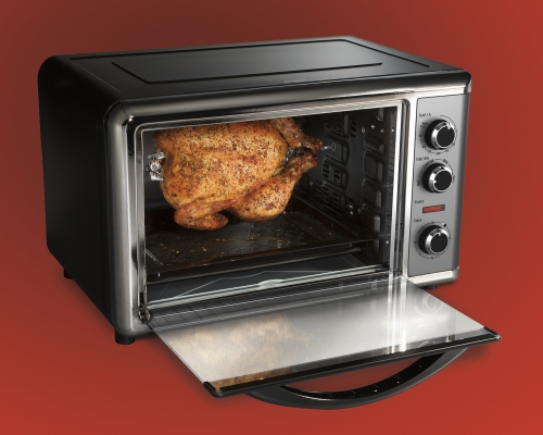 Hamilton Beach Countertop Convection Oven Recipes : Hamilton Beach: Countertop Oven with Convection & Rotisserie (31104)