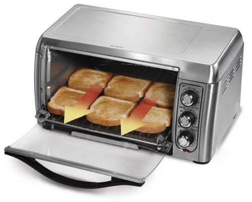Hamilton Beach Countertop Convection Oven Recipes : Hamilton Beach: Convection Toaster Oven (31333)