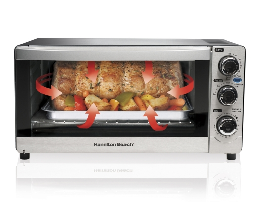 Hamilton Beach Countertop Convection Oven Recipes : Convection 6 Slice Toaster Oven - 31512 - available from Hamilton ...