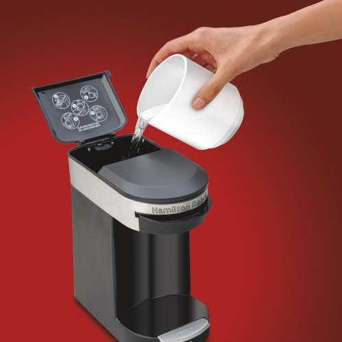 One Cup Personal Coffee Maker : Personal Cup Pod Coffee Maker One Cup Pod Coffee Maker Hamilton Beach