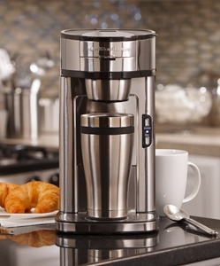 The Scoop 174 Single Cup Coffee Maker One Cup Coffee Maker