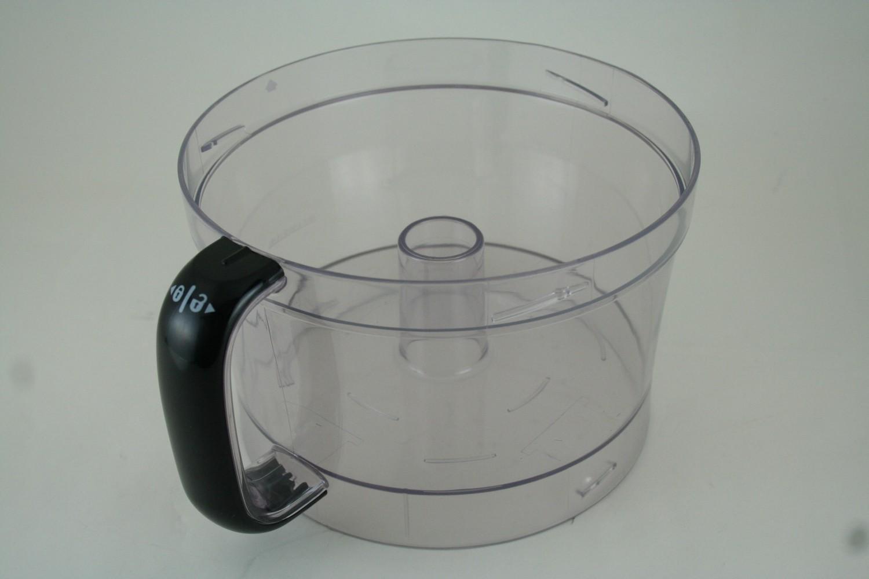 Bowl, Black handle - 70596