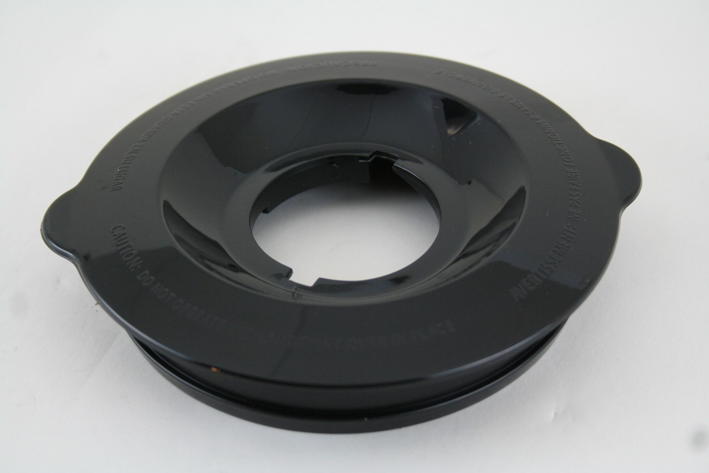 LID, BLACK, GLASS JAR - 54245