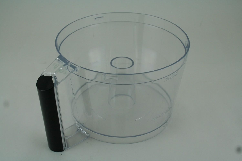 Bowl, Black Handle - 70670