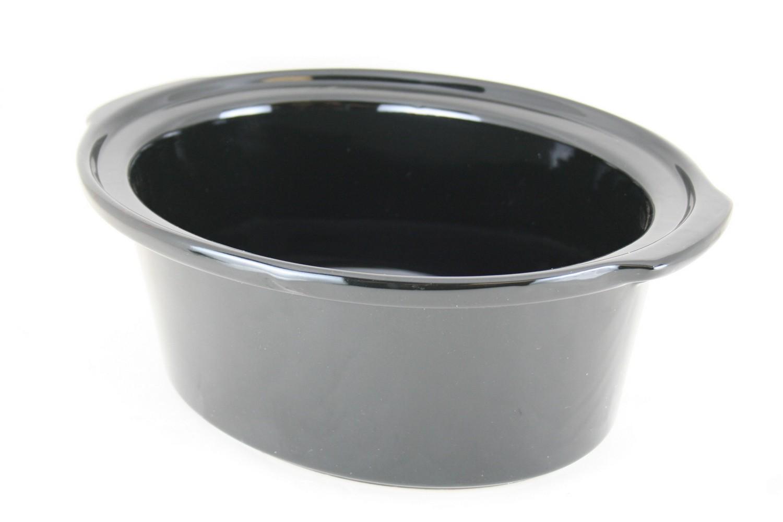 Crock, Black