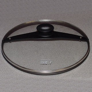 Slow Cooker Replacement Lid 6qt Stay or Go Black