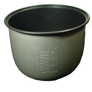 Cooking Pot(20 cup,non stick)