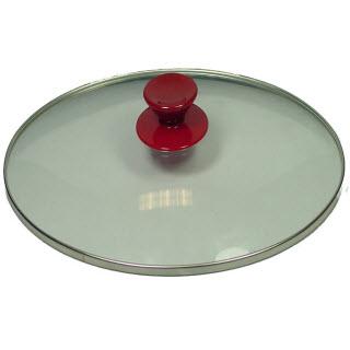 Lid  5 QT - Slow cooker  Red
