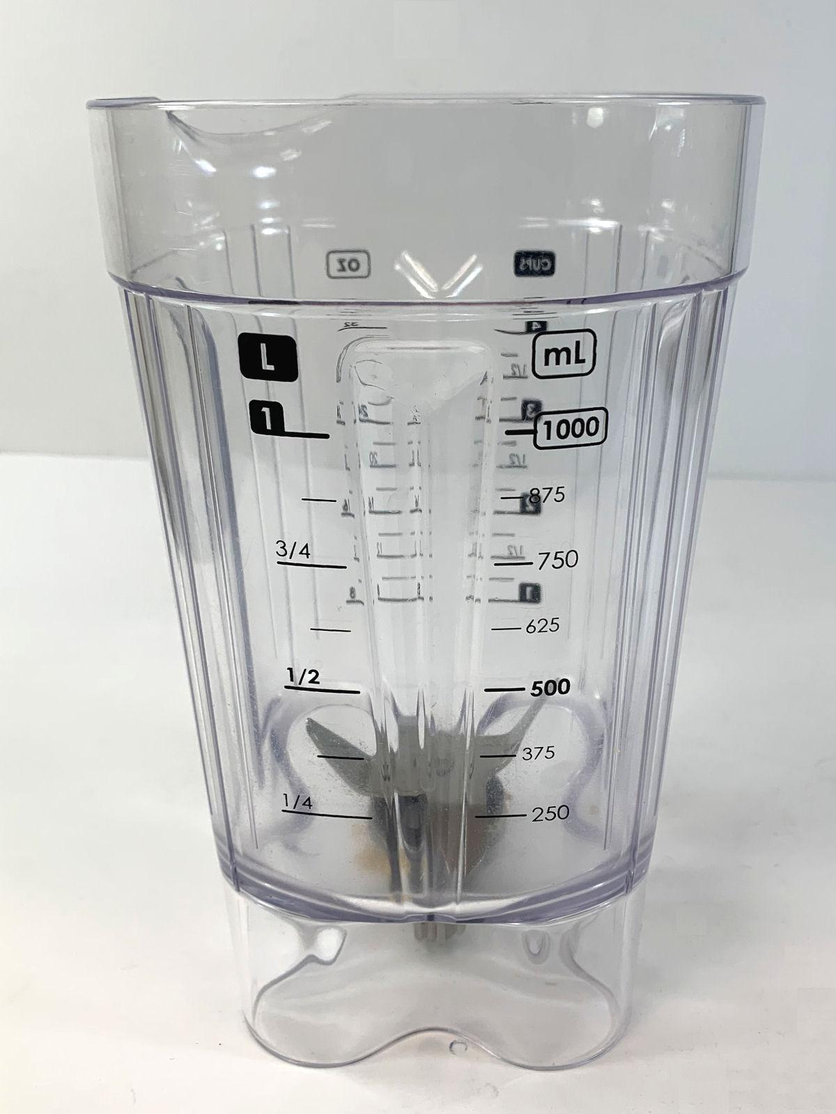 Jar, Plastic
