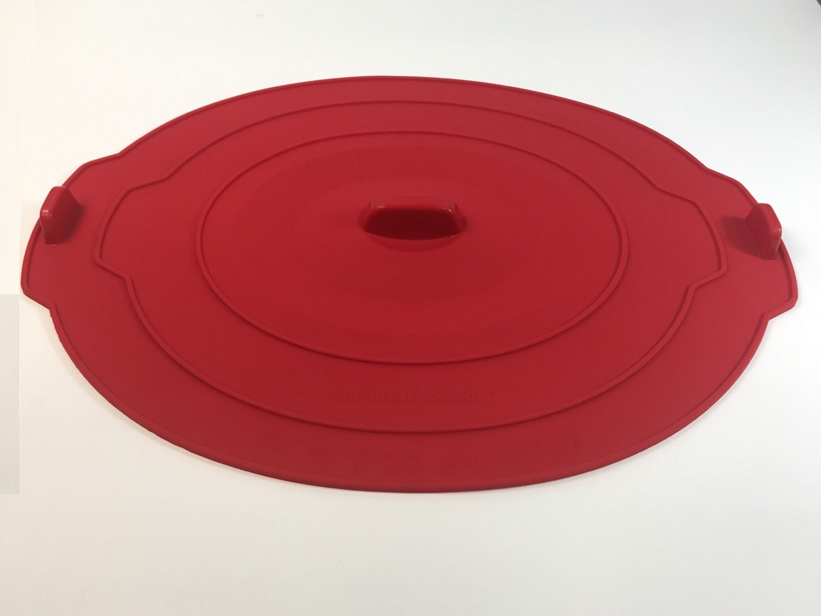 Flat Silicone Lid
