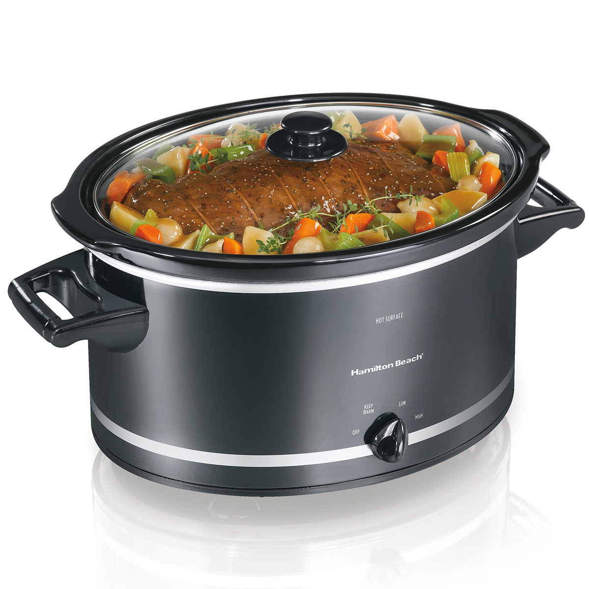 8 Quart Slow Cooker (33182)