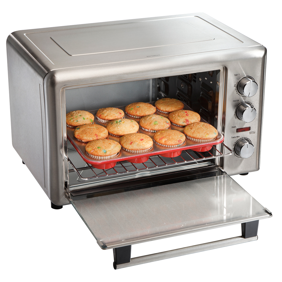 Countertop Oven - 31103 - Stainless - HamiltonBeach.com