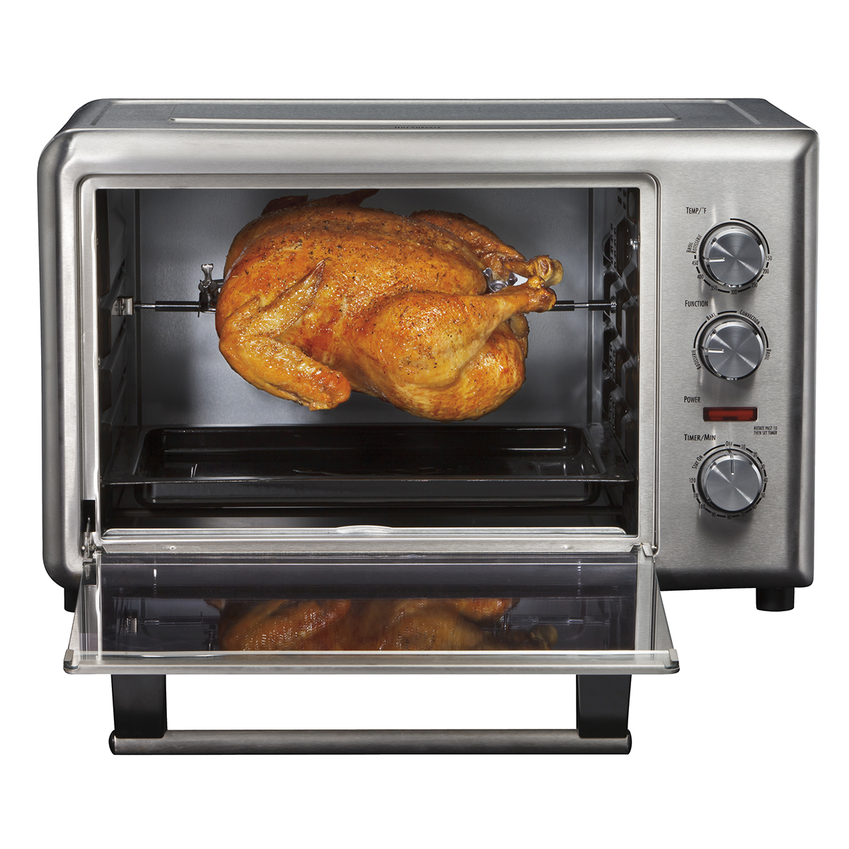 Countertop Oven 31103 Stainless Hamiltonbeach Com