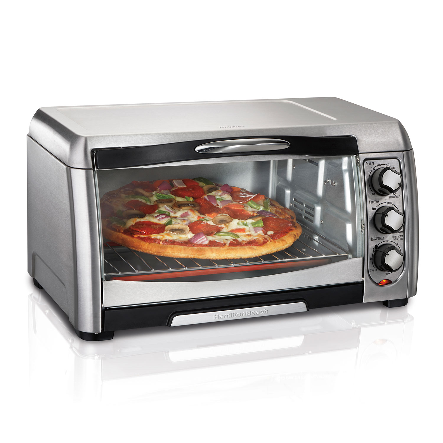 Toaster Oven with Convection (31333D)