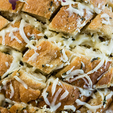 Rosemary Asiago  Pull-Apart Bread