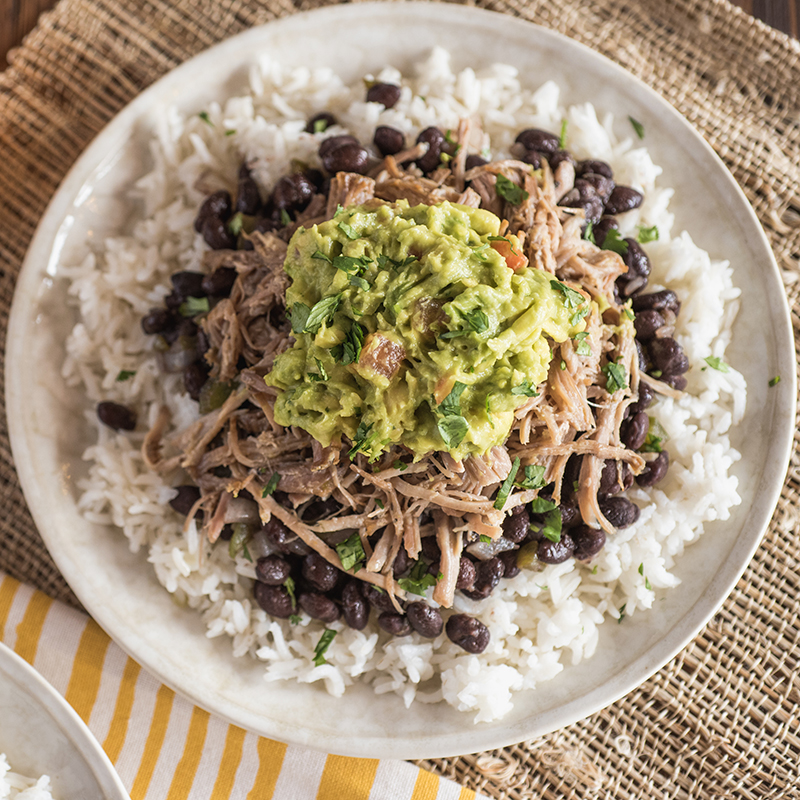 Slow Cooker Mojo Pork