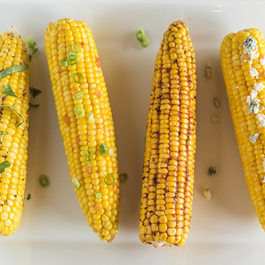 Slow Cooker Asian Corn-on-the-Cob